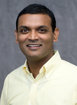 Photo of Santosh Vempala