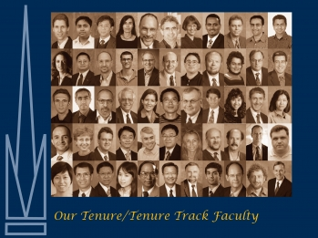 Tenure Track Faculty