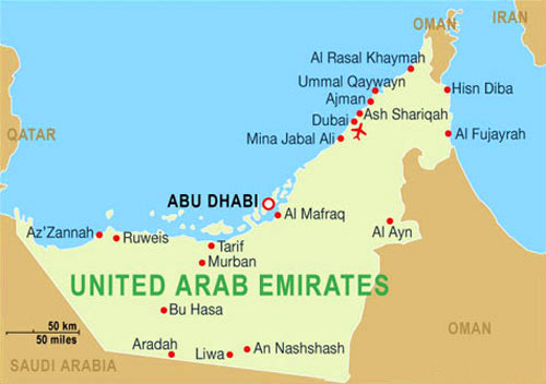 Chip White S Reflections Of A Year In Abu Dhabi Isye