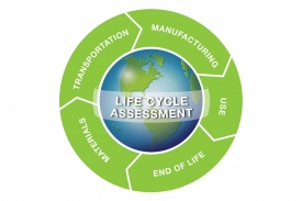 Image of a life-cycle assesment