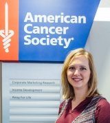 ISyE alumna Shelly Ballard of the American Cancer Society