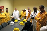 Class tours Alicorp in Lima, Peru
