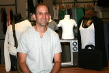 Evan Toporek, CEO of Alternative Apparel