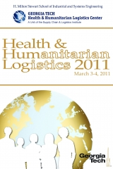 2011 Health and Humanitarian Logistics Conference