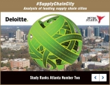 #SupplyChainCity Report Ranks Atlanta Number Two