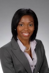 Jelece Morris has been named the NSBE Mike Shinn Distinguished Member of the Year (Female) for 2012