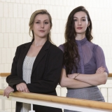 VAILS co-founders Kendall McRae and Brianna Cochran