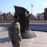 ISyE Professor of the Practice Ron Johnson retired from the Army in 2008 as a two-star general.