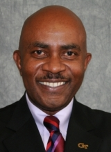 ISyE's Professor of the Practice Ron Johnson