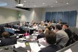 Senior supply chain executives attended the fall 2011 Supply Chain Executive Forum.