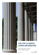 SCM World Ranking of Top Supply Chain Universities