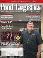 April/May issue of Food Logistics Magazine