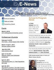 Feb 2015 ISyE Newsletter