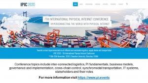7th International Physical Internet Conference (IPIC 2020)