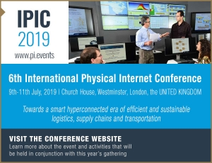 6th International Physical Internet Conference (IPIC 2019)