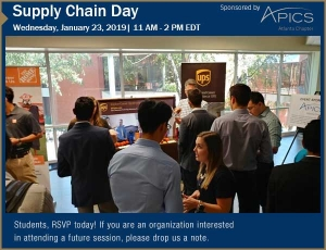 SCL January 2019 Supply Chain Day