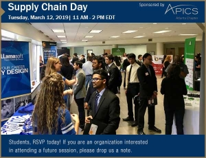SCL March 2019 Supply Chain Day