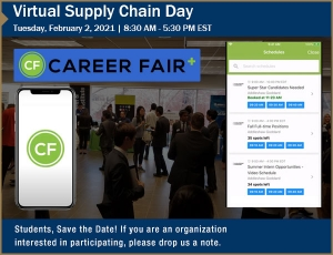 SCL February 2021 Virtual Supply Chain Day