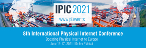 8th International Physical Internet Conference (IPIC 2021)