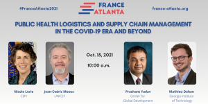 Public Health Logistics and Supply Chain Management in the COVID-19 Era