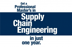 Masters in Supply Chain Engineering