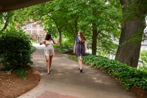 Social Distancing on Campus
