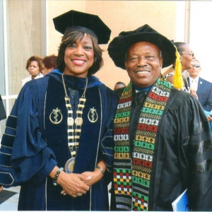 Investiture of Dr. Valerie Montgomery Rice as President of Morehouse School of Medicine (2014)
