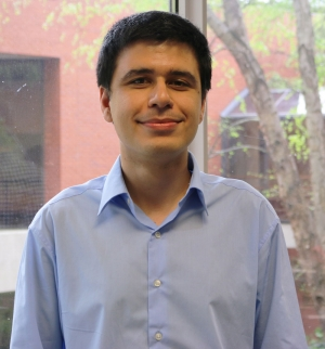 ISyE graduate student Burak Kocuk, recipient of the Alice and John Jarvis Ph.D. Student Research Award