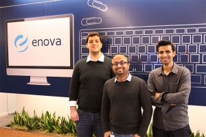 ISyE Alums, Now Enova Employees