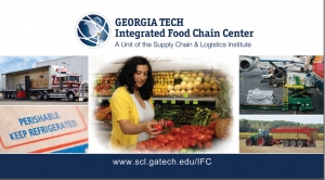Georgia Tech Integrated Food Chain Center
