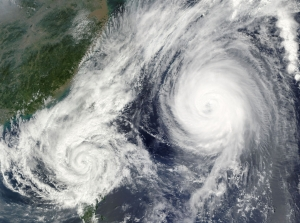 2020 has seen a highly active hurricane season, with a total so far of 24 tropical or subtropical cyclones, 23 named storms, eight hurricanes, and two major hurricanes.