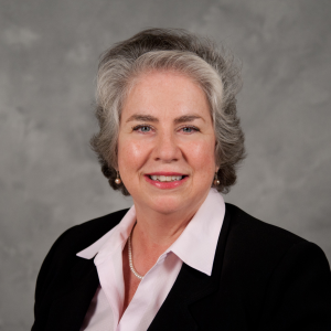 Jane Ammons, ISyE's first female Ph.D. graduate, first female faculty member, and first female school chair in the College of Engineering