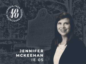 Jennifer McKeehan, IE 05