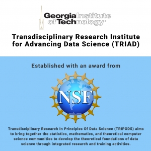 National Science Foundation awards TRIPODS