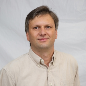 Robin Thomas, Professor of Mathematics with a Courtesy Appointment in ISyE