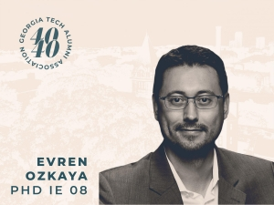 Evren Ozkaya, Ph.D. IE 08