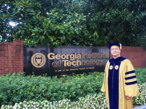 Ran Jin received his PhD from Georgia Tech ISyE