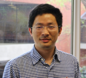 ISyE graduate student Weijun Xie, recipient of the Alice and John Jarvis Ph.D. Student Research Award