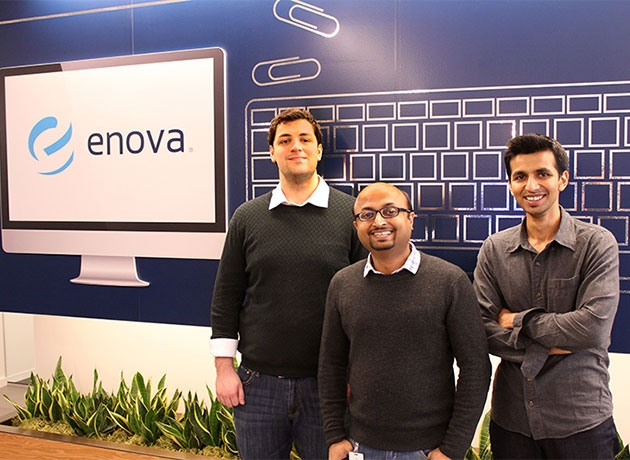 ENOVA Photo of GA Tech Analytics Guys
